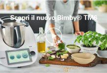 Bimby tm6 e le 4 nuovi funzioni
