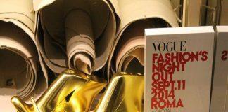 Vogue Fashion's Night Out 2014: ieri a Roma la notte bianca della moda