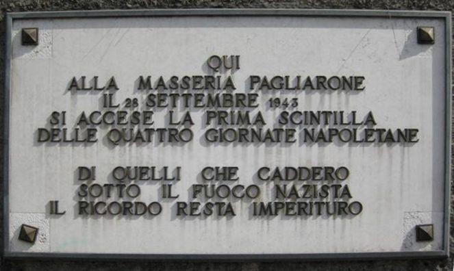 A 70 anni dalle Quattro giornate di Napoli