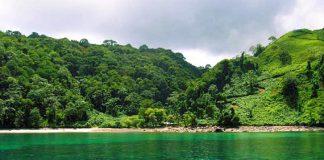 In vacanza dove ? In Costa Rica...