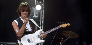 Jeff Beck: date italiane cancellate