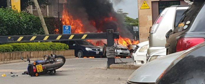 Kenya: attentato all'hotel Dusit