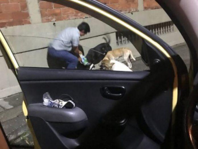 Il gesto di un tassista che ha commosso tutti