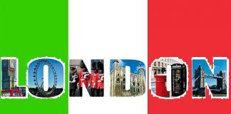 Italiani a Londra..quando un italiano diventa un londinese.