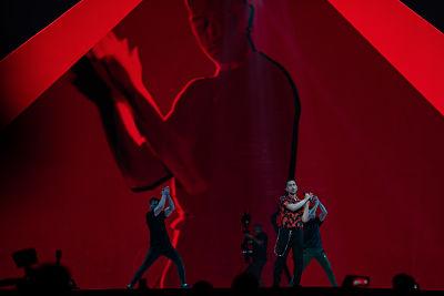 Mahmood arriva secondo all'Eurovision Song Contest 2019