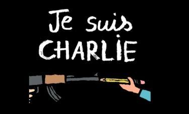 La marcia di Parigi per la libertà di espressione.