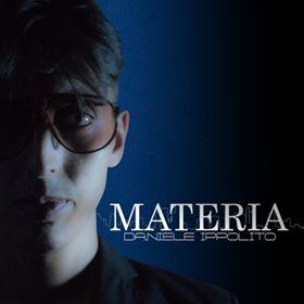 copertina dell'album Materia di Daniele Ippolito