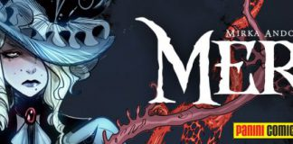 Mercy: Il nuovo progetto di Mirka Andolfo!