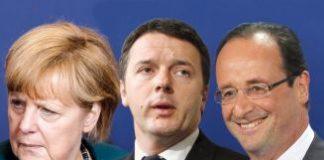 Renzi: sto con la Francia