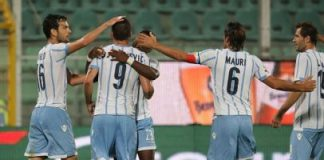 Serie A TIM: La Lazio annienta il Palermo