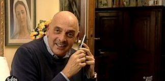 Scherzo di cattivo gusto a Paolo Brosio : oggetto di derisione e fede calpestata