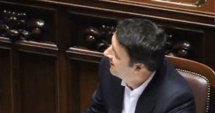 Renzi nel comune di Scalea per la manifestazione contro la 'ndrangheta