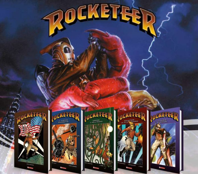 Rocketeer torna a volare !