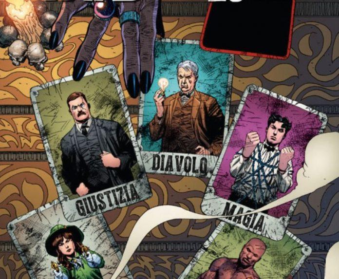 Rough Riders: giovedì 20 giugno esce l'ultimo volume della serie AfterShock