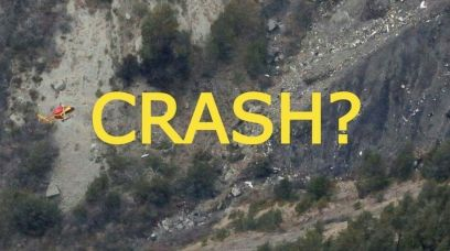 Disastro Germanwings: quando l'autorità cavalca il complotto.