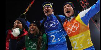 Quarto bronzo per l'Italia alle Olimpiadi Invernali !