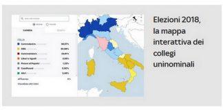 E l'Italia si rispacca in due...