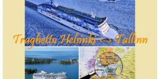 Helsinki - Tallinn ...una mini-crociera in traghetto che dura due ore