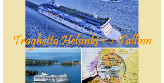 Helsinki - Tallinn ...una mini-crociera in traghetto che dura due ore