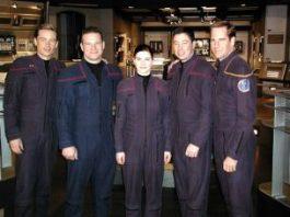 Star Trek Enterprise: Strani