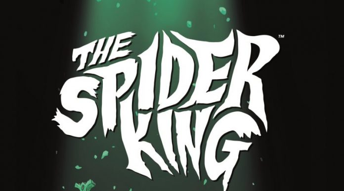 THE SPIDER KING  di Josh Vann e Simone D'Armini