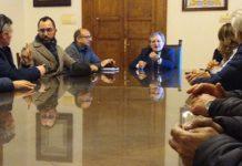 Pulsano - Tamburrano incontra il Consigliere Di Lena e il comitato dei cittadini per discutere dei problemi relativi alla SS109