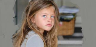 La bambina più bella del mondo Thylane Blondeau
