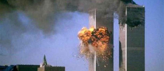 Ricordando le vittime dell'11 settembre.