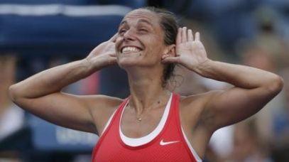 Le tenniste d'Italia conquistano gli US Open in America
