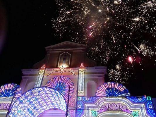 Lamezia Terme -  Festa Patronale della Madonna di Bella.