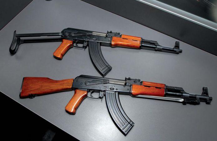 Germania - Parigi: il viaggio delle armi dei terroristi