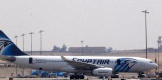 Scomparso aereo della compagnia Egyptair
