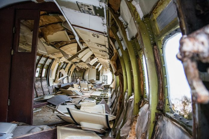 Ucraina: atterraggio d'emergenza