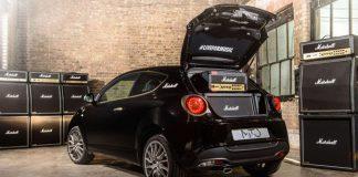 Il suono del motore della nuova Alfa Romeo MiTo Marshall