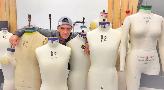 Antonio Banderas: «Come Versace»