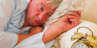 In età avanzata si dorme di meno: perchè?