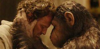 "Al cinema è ""Apes Revolution"""