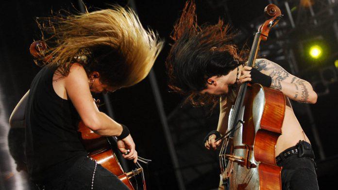 Dal violoncello al canto: la faccia segreta del metal moderno