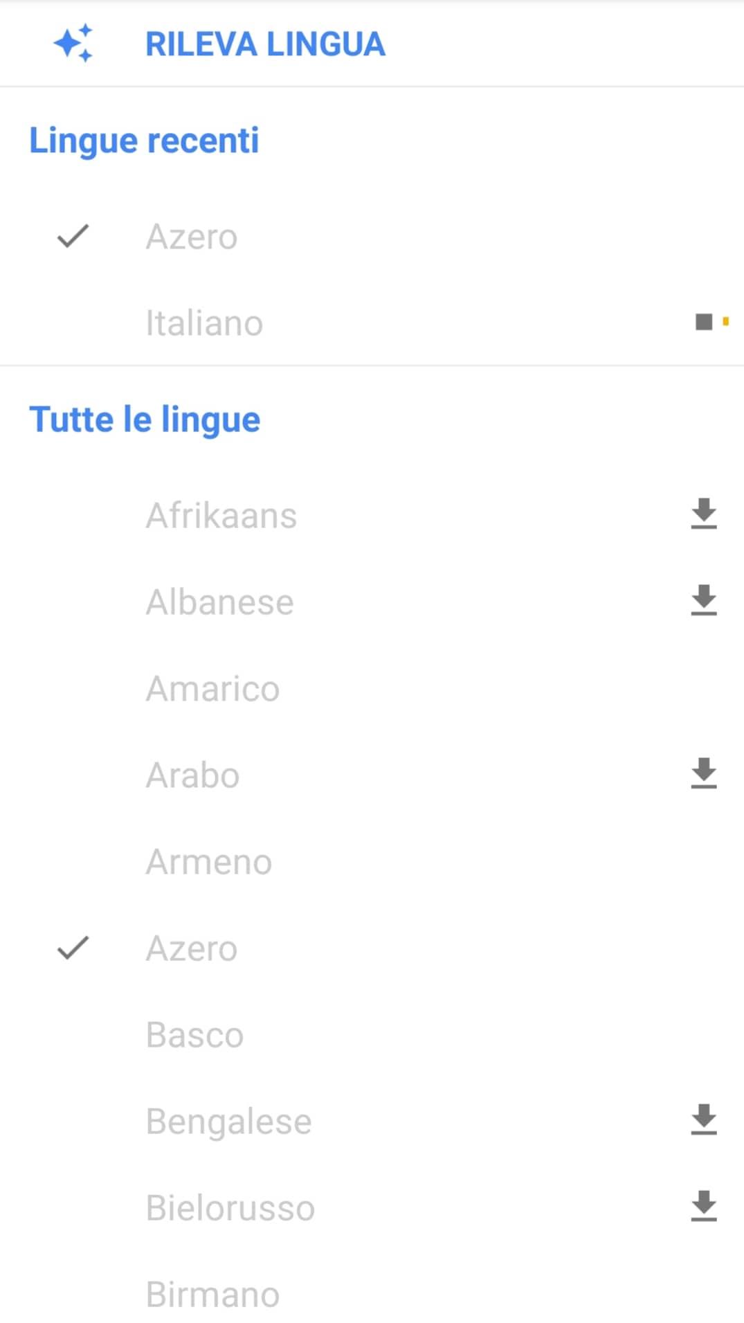 applicazione google traduttore