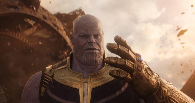 Thanos: cos'è l'Easter Egg che Google ha dedicato al personaggio della Marvel Comics