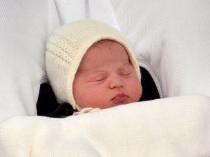 Royal Baby Girl