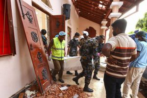 Sri Lanka morti