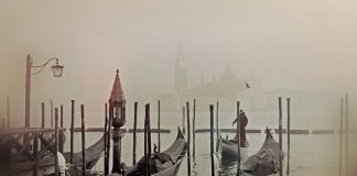 Banksy e l'esposizione abusiva a Venezia per la Biennale
