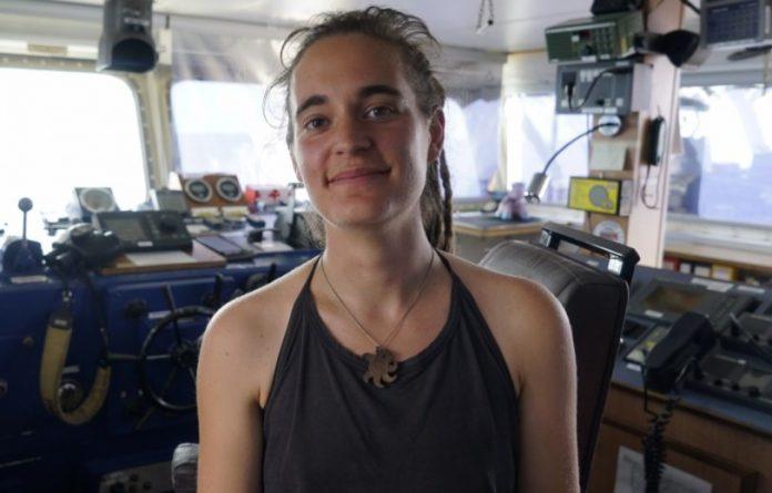 Sea Watch: Giorgia Linardi afferma