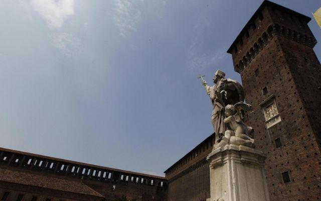 Trafugati ieri tre dipinti dal Castello Sforzesco di Milano