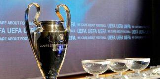 Champions: Urna crudele