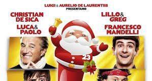 Colpi di  fortuna - commedia italiana 2013 -