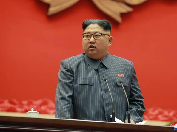 Kim Jong-un dichiara:
