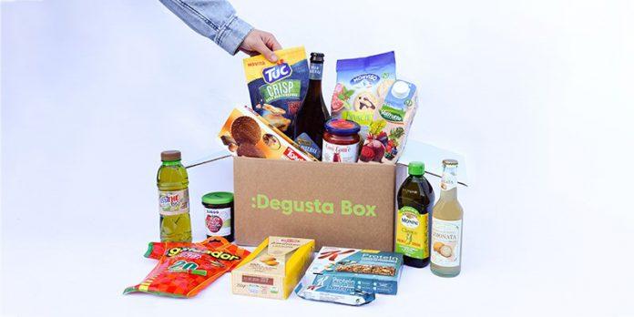 Degustabox: la scatola a sorpresa con prodotti alimentari
