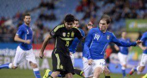Spagna vs Italia: La roja troppo forte: Italia Ko